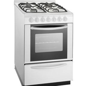 Cocina Multigas Domec Blanca