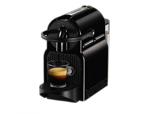 Cafetera Inissia Nespresso Black