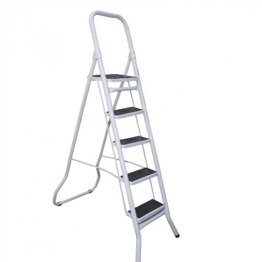 Escalera 5 peldaños Reforzada