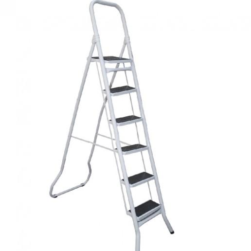 Escalera 6 Peldaños Reforzada