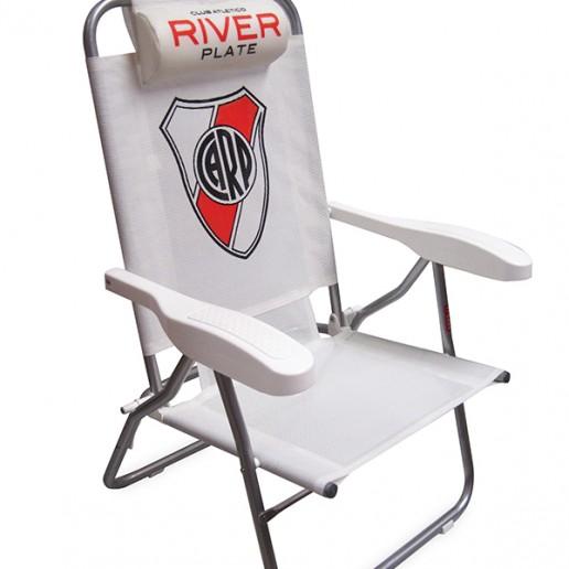 Reposera River Plate Sillon