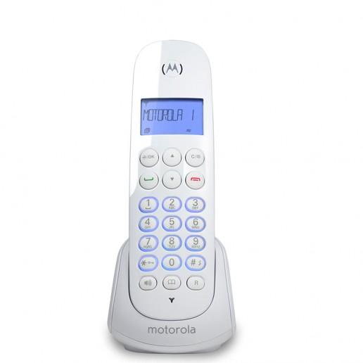 TELEFONO INALAMBRICO MOTOROLA BLANCO
