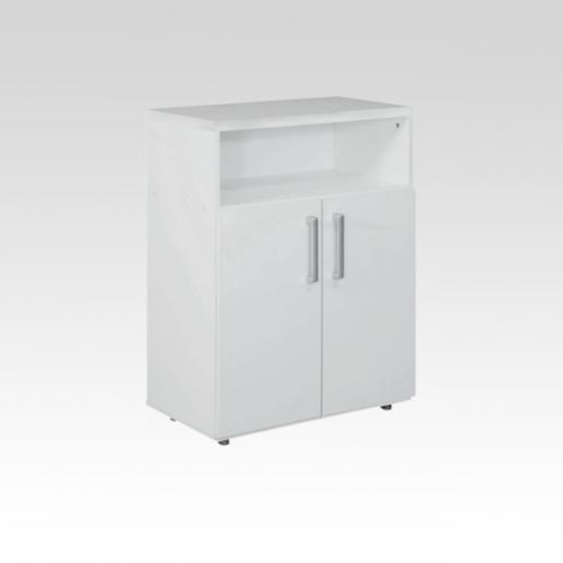 Mueble Para Microondas Blanco