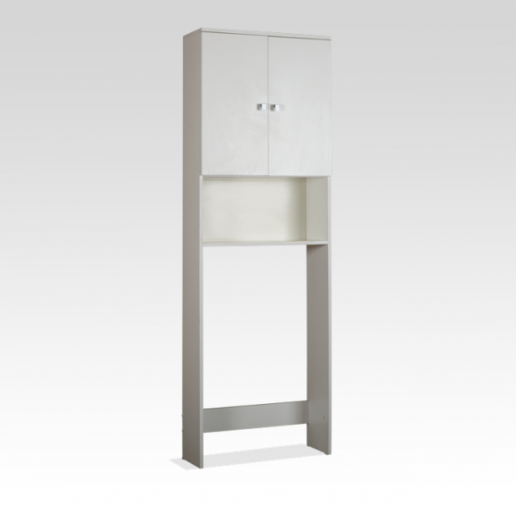 Mueble Sobre Inodoro Blanco