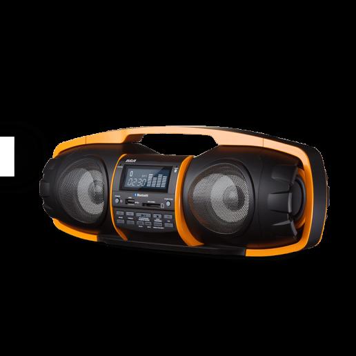 Parlante Boombox Bluetooth RCA