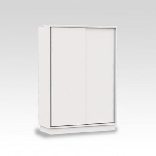 Placard 2 Puertas Blanco