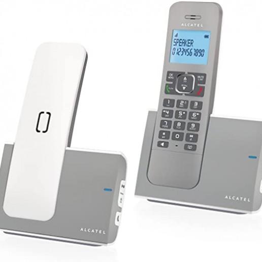 Telefono Inalambrico Alcatel Gris
