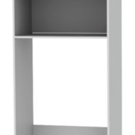 Mueble Sobre Lavarropas Blanco