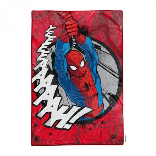 Frazada Raschel Piñata Spiderman