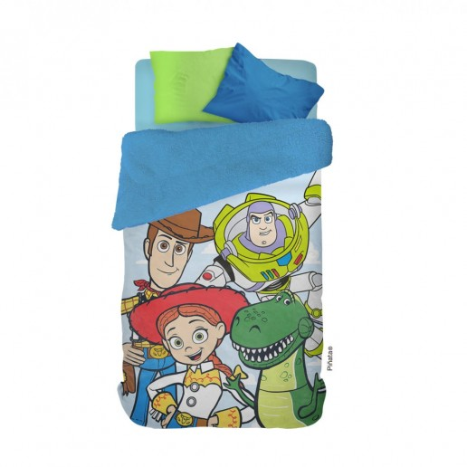 Frazada Piñata Toy Story