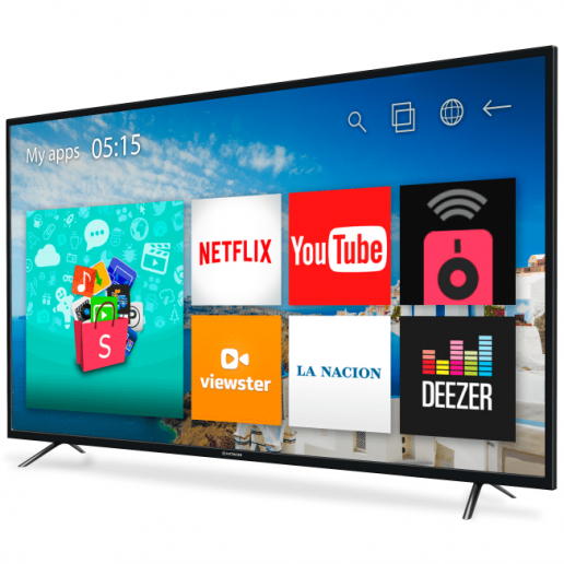 """Smart TV 65"""" 4K"""