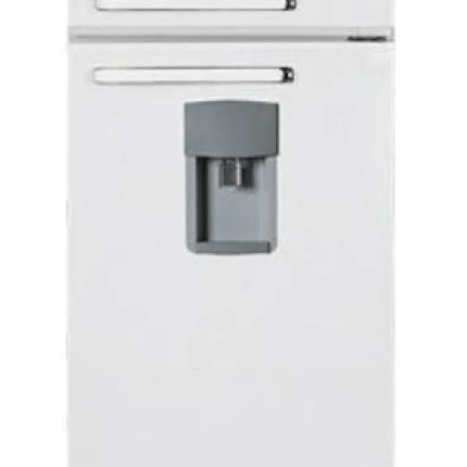 Heladera con freezer dispenser