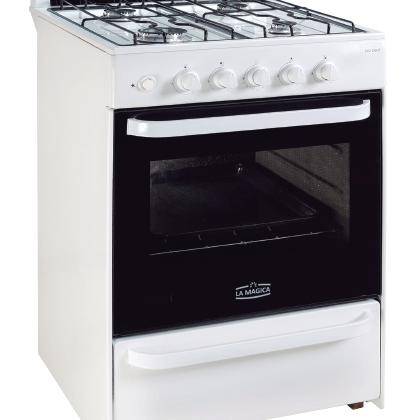 Cocina a gas Blanca