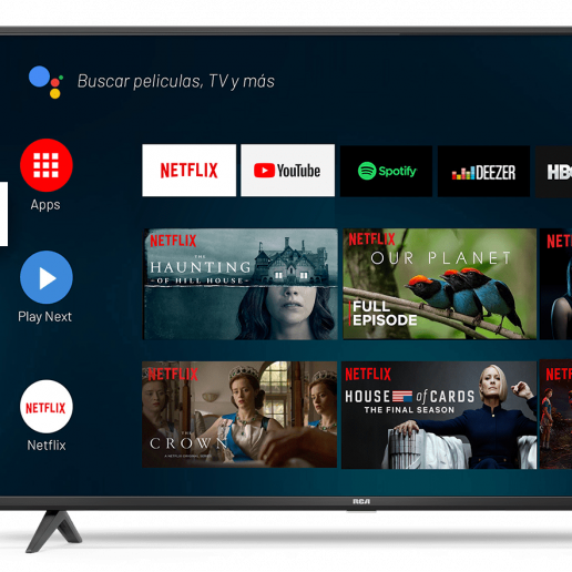 """Android TV 50"""" UHD"""